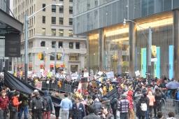 Love Trumps Hate: Toronto's Rally Against Trump